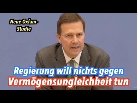Schere zwischen Arm & Reich wird größer: Bundesregierung will nichts tun