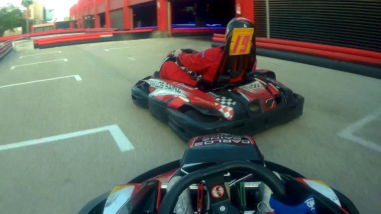 Circuito Karts Madrid : Karting carlos sainz center de madrid en el circuito