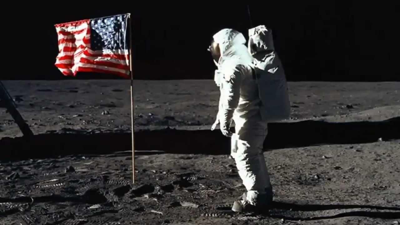 Die Erste Mondlandung Ein Großer Schritt Für Die Menschheit Youtube