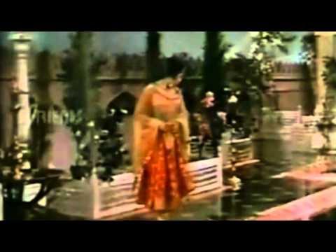 Lata Mangeshkar / Talat Mahmood: Mein Teri Nazar Ka Surur Hun - Jahan Ara (1964)