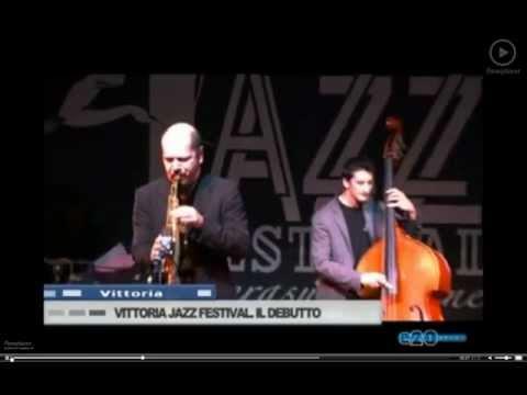Vittoria Jazz Festival 2012 Stefano Di Battista - Francesco Cafiso