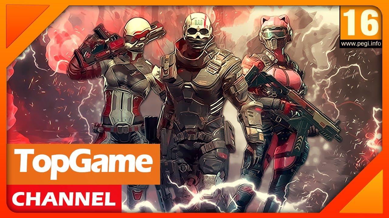 [Topgame] Top 10 game mobile mới đã hay lại còn miễn phí 2017 | Android-IOS