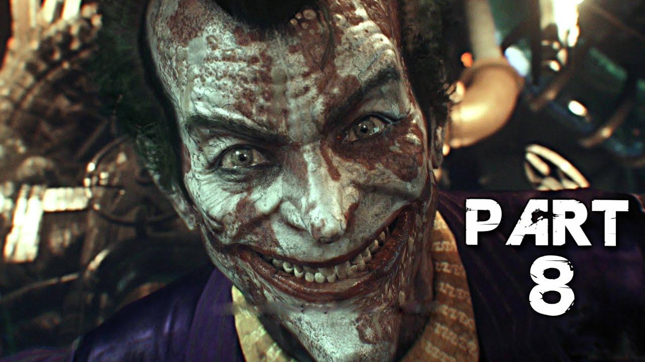 Batman Arkham Knight Walkthrough Gameplay Part 8 - The ...