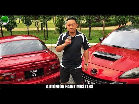 Autonion Paint Masters || Spray Paint Car Workshop