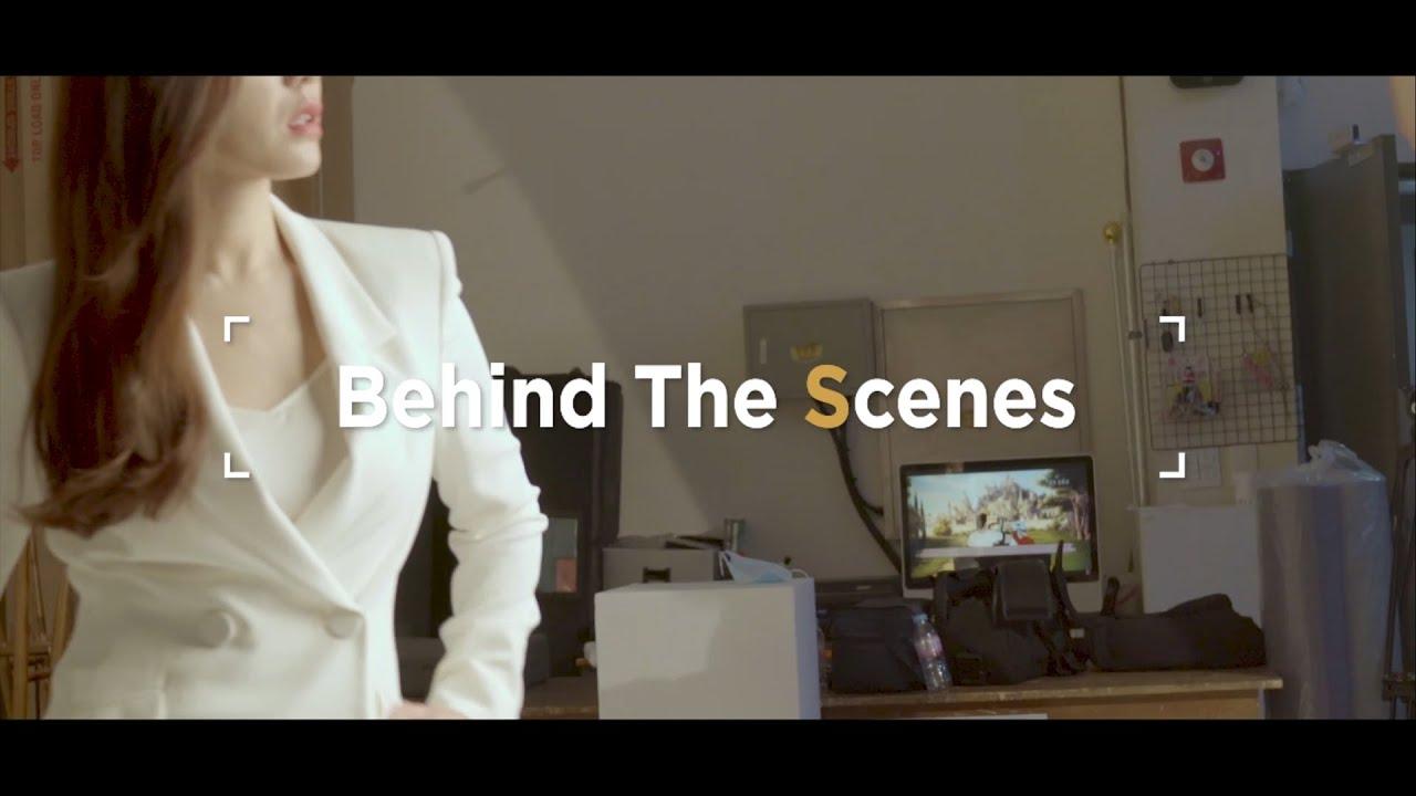 #SmartYejin Behind The Scenes