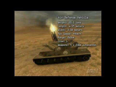 Battlefield 2 Modern Combat Playstation 2 Gameplay Youtube