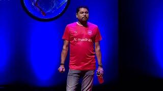 If the Next Messi is from Madras | Girish Mathrubootham | TEDxChennai