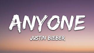 Download Justin Bieber - Anyone (Lyrics)