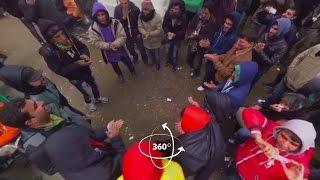 So chaotisch ist die Lage der Flüchtlinge in Berlin