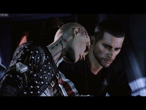 Complete Jack romance   Mass Effect