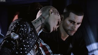Repeat youtube video Mass Effect: Complete Jack romance