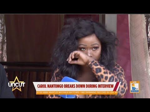 Carol Nantongo reveals why she quit golden band, Nantongo breaks down during an interview| Uncut
