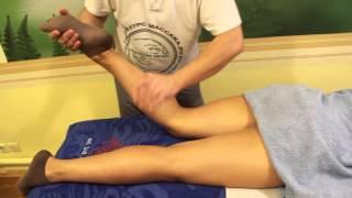 Практический процесс на курс массажа.ру