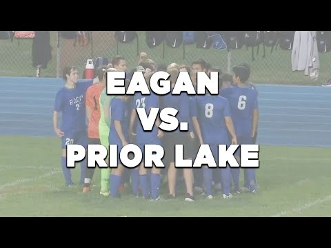 Eagan Boys Soccer Vs. Prior Lake
