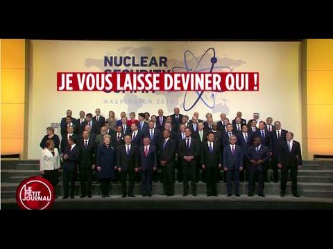 Obama humilie Hollande devant une cinquantaine de chefs d'Etat !