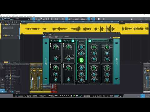 Acustica Audio Jade - Demo - Vocals