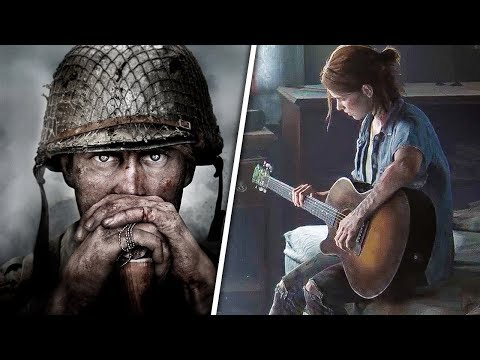 THE LAST OF US 2 E EDIÇÃO ESPECIAL DE CALL OF DUTY WORLD WAR 2