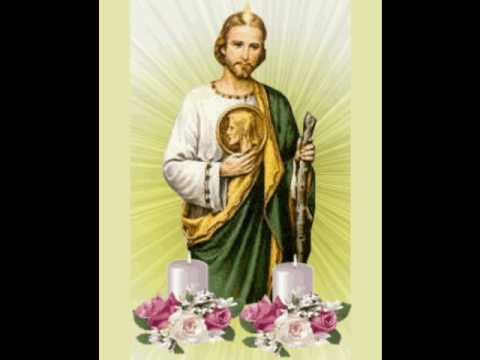 San Judas Tadeo Oraciones Youtube