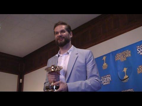 Bryan Fuller Talks HANNIBAL Season 4 at Saturn Awards 2015