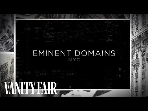 Eminent Domains Series Trailer-Vanity Fair