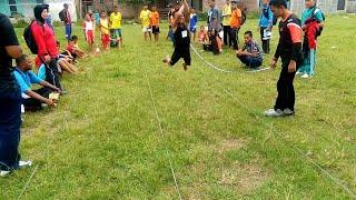 Seleksi O2SN SD Kids atletik nomor lompat katak