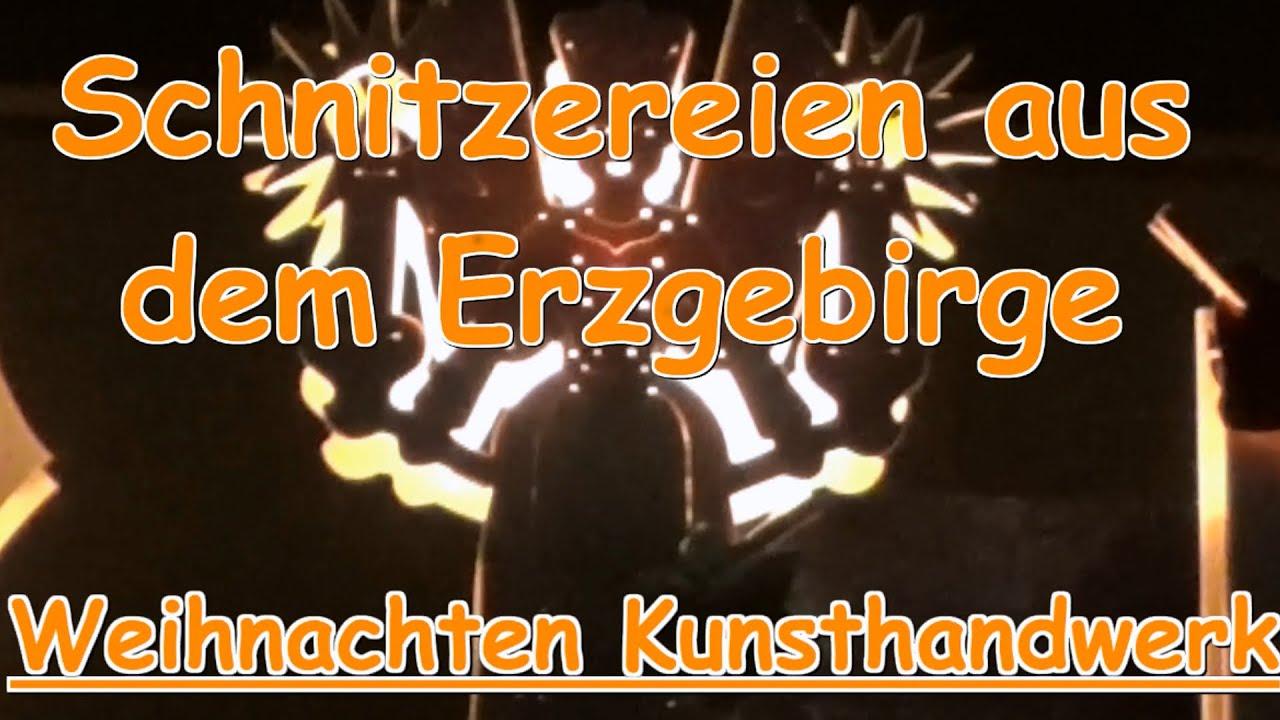 schnitzereien kunsthandwerk holzkunst erzgebirge