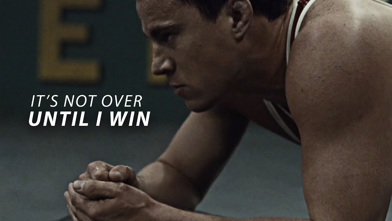 IT'S NOT OVER UNTIL I WIN - Best Motivational Video