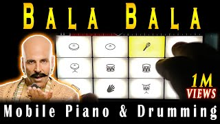 Housefull 4 Bala Bala Shaitan Ka Saala Music Mobile Piano Instrumental Ringtone Walkband AkshayKumar