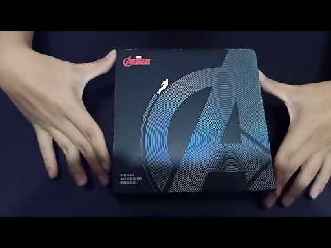Unboxing and review Xiaomi Mi Band 4 Marvel Avengers Edition