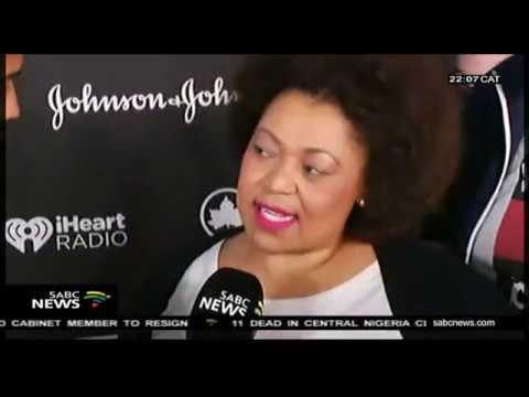 Ntsiki Sisulu, Pearl Thusi on the Global Citizen Festival
