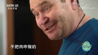 《地球村日记》 20200623 地球村3分钟Vlog:不变的山野菜饺子里是传承和追忆 CCTV农业