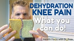 Dr Prax - dehydration and joint PAIN