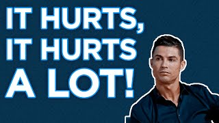 """Cristiano Ronaldo: """"It was possibly the worst year for me"""""""
