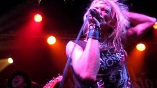 Michael Monroe - Back to Mystery City - Live in Exeter City 2011