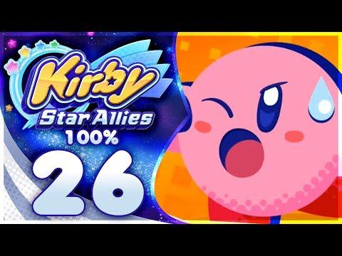 FIERY SHOWDOWN! The Ultimate Choice Boss Rush! Kirby Star Allies | Part 25!