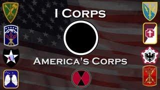 I Corps - America
