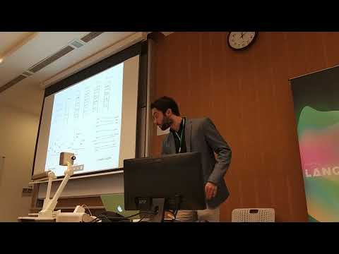 LanguageCon 2017 |NLP and platform base approach. Creating a personalized Language learning software