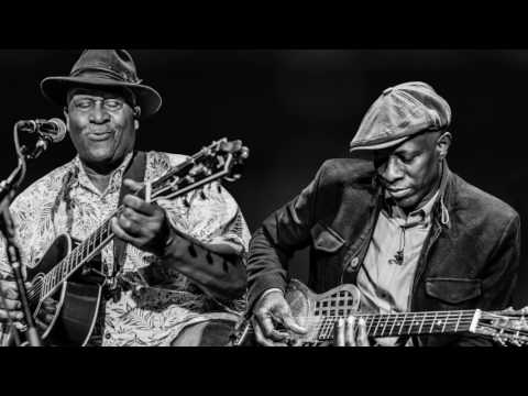 TajMo - Taj Mahal & Keb' Mo' - All Around The World - (Official Lyric Video)