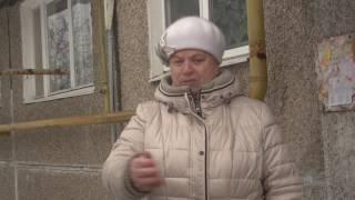 Сюжет о уборке снега в Городце и Заволжье