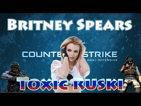 CS:GO - Toxic Ruski (Britney Spears parody) | Average Jonas