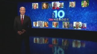 CNN Heroes: Here are the Top 10 CNN Heroes of 2014!