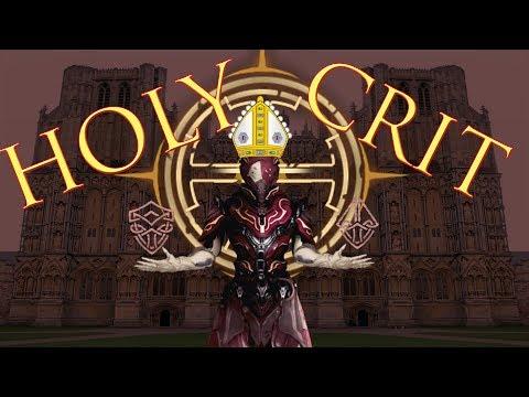 Warframe: Harrow and the church of the holy crit