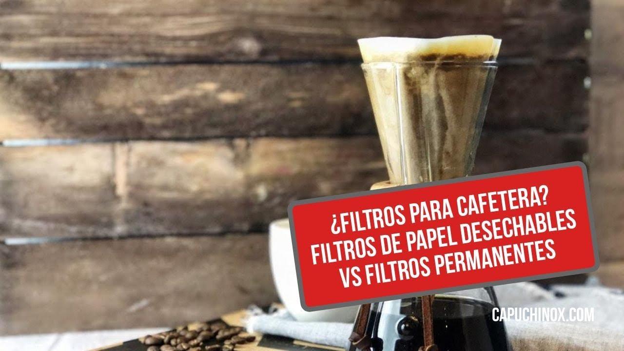 Gefu 16010 Arabica Filtro para cafetera Filtros de café