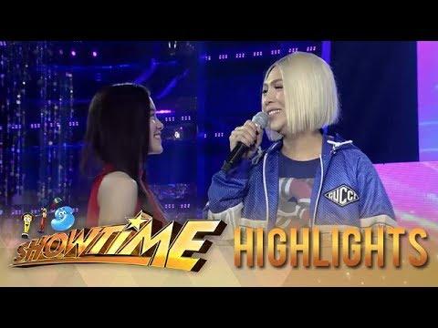 It's showtime Miss Q & A: Vice Ganda misses Jackque