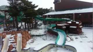 Hotel Room Tour - Wilderness Resort; Wisconsin Dells, WI