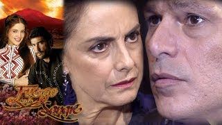 ¡Sofía se convierte en la única heredera de la fortuna Elizondo! | Fuego en la sangre - Televisa thumbnail