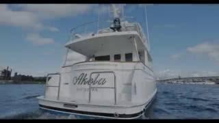 Selene Trawler, Selene Yacht - Selene 54