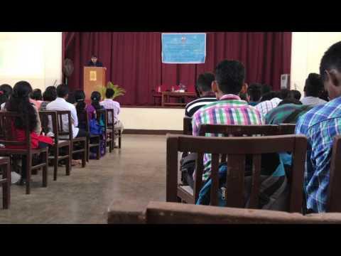 SV Divvaakar at MCC Chennai