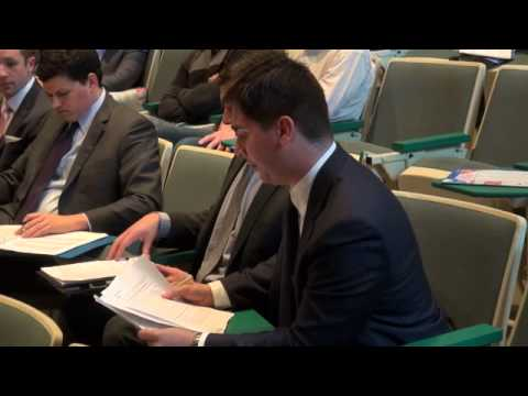 Hockey Arbitration Competition of Canada 2014 Final Hearing