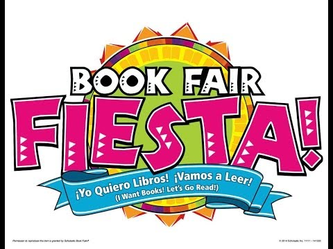2014 Scholastic Spring Book Fair: Elementary Preview